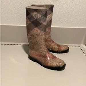Burberry Shoes - Burberry Rainboots